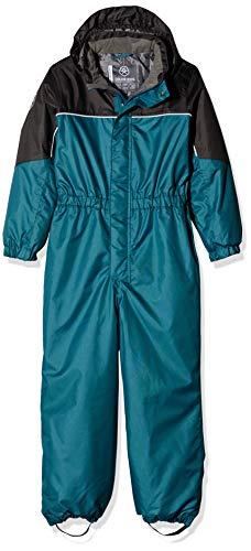 Color Kids Color Padded Schneeanzug Jacket, Bleu (Bleu Pirate 1154), (Taille du Fabricant: 92) Garçon