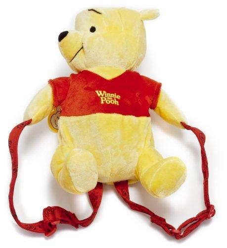 Winnie Puuh 1100727 - Winnie Plüschrucksack Circa 40 cm