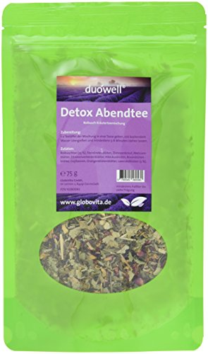 duówell Cleanse Abendtee, 1er Pack (1 x 75 g)