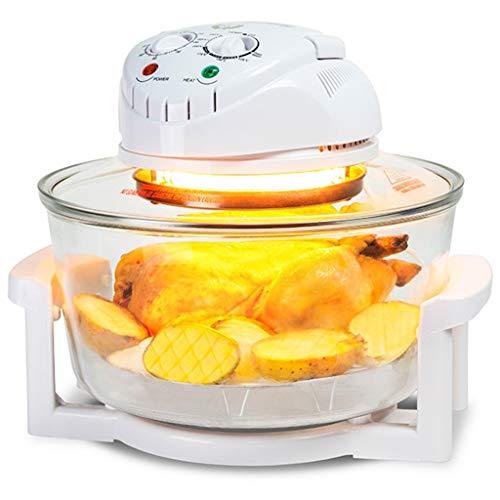Forno del chef alogeno a calore girevole, 1400 W