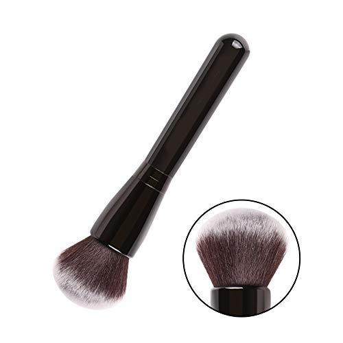 Poudre de Maquillage en Vrac Poudre minérale Pinceau Fond de Teint Multifonctionnel Brosse Outils de beauté portatifs