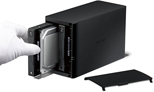 Buffalo LinkStation 220DE hard disk