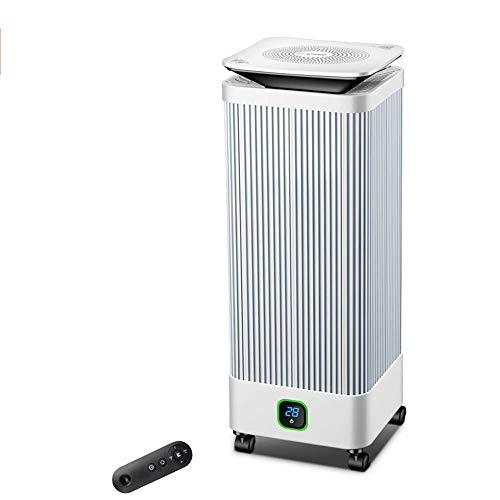 Heizlüfter Elektrische Heizungen 360 ° ganzes Haus Heizung Heizung Drei-Gang-Thermostat-Fernbedienung-2000W