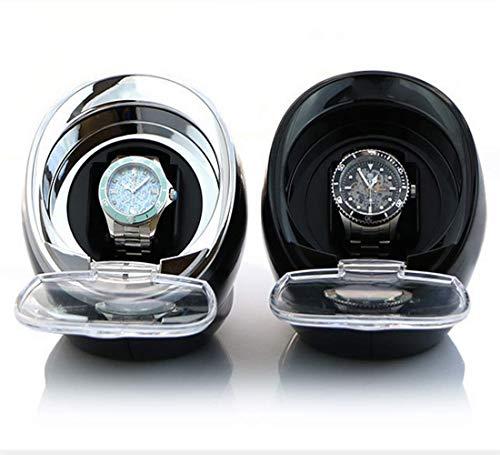 YANGSANJIN Lagerung Uhrenbeweger Ultra-Quiet-Self-Winding Uhrenbeweger, mechanische Uhr Winder, Anti-Magnetic High-End-Uhr-Display-Box