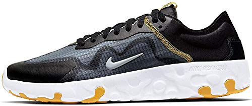 Nike Renew Lucent, Men's Running shoe., Black White Pollen Rise, 9 UK (44 EU)