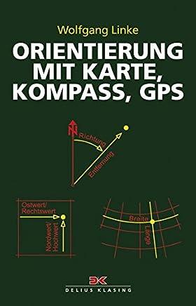 Orientierung it Karte Kopass GPS by Wolfgang Linke