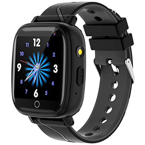 Kids Smart Watch for Boys Girls – Kids Smartwatch with Call 7 Games...