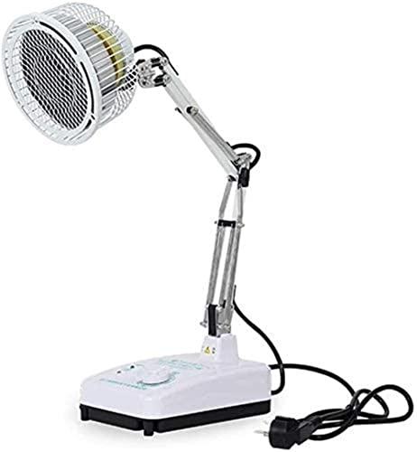 Yuanoo Lámpara de Calor Infrarrojo de Escritorio Lámpara de Calor Mineral Portátil de Radio Electromagnética de Ondas de Terapia Física Instrumento de Fisioterapia