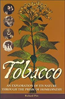 homeopathic tobacco