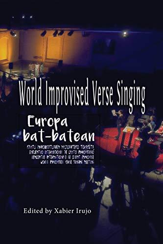 World Improvised Verse Singing