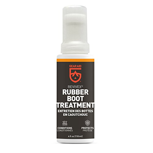 GEAR AID Revivex Rubber Boot Treatment and Neoprene Protector