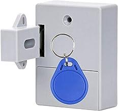 Huaji Smart Lock voor Locker Lade Smart Sensing Inductie Kabinet Garderobe Deurslot