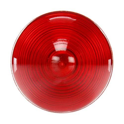 "Truck-Lite Model 30 Marker Light Beehive Red 2"" Round 30201R"