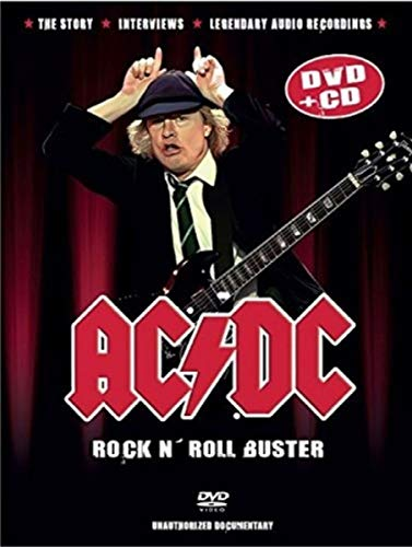 AC/DC - Rock'N'Roll Buster (+ Audio-CD) [2 DVDs]
