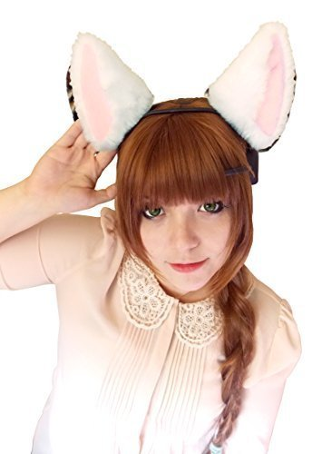 Necomimi Brainwave Cat Ears Novelty, One Color (Discontinued by manufacturer)