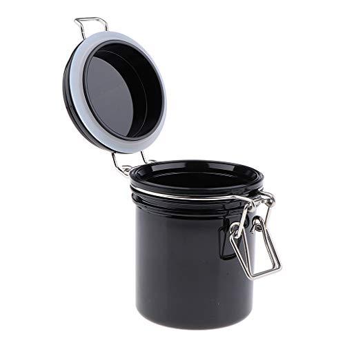 MERIGLARE Pot étanche De Récipient De Stockage De Colle Pour Des Adhésifs Forts D'extensions De Cils