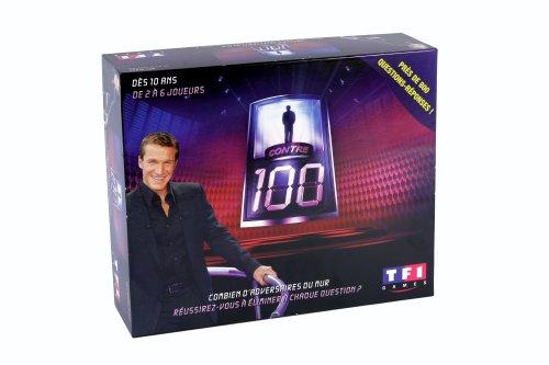 TF1 Games - jeu de société - 1 contre 100