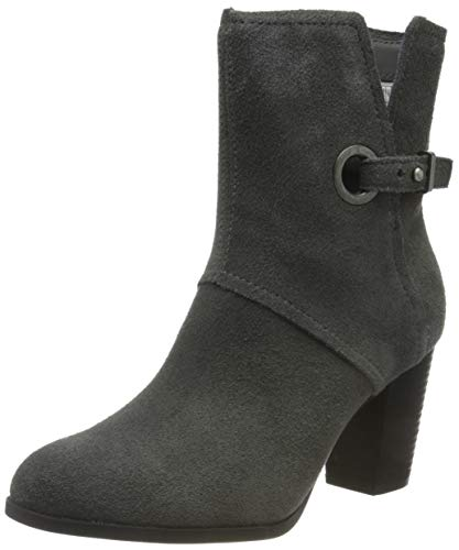 Koolaburra by UGG Women's Samiah Boot, Stone Grey, 37 EU