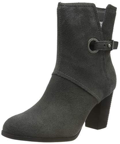 Koolaburra by UGG Women's Samiah Boot, Stone Grey, 36 EU