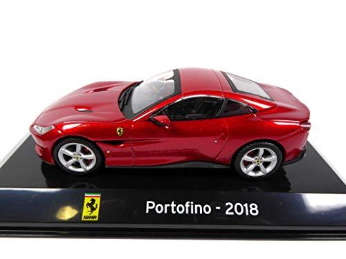 OPO 10 - Auto 1/43 Compatibile con Ferrari Portofino 2018 (SC8)