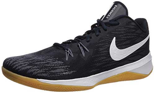 Nike Mens Zoom Evidence II Basketball Shoes (12 D US)