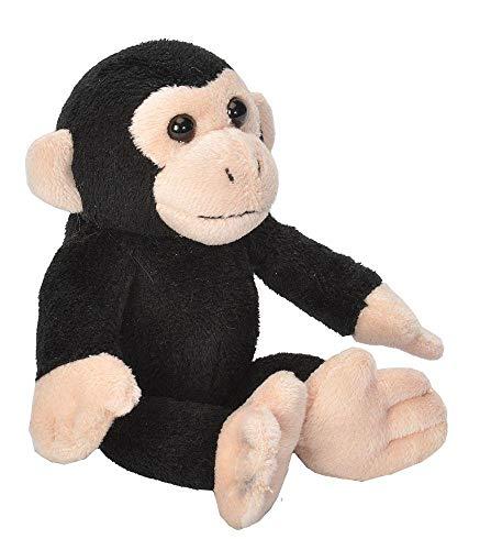 Wild Republic - CK Lil's Peluche pan chimpancé, 15 cm (18109)