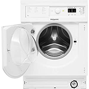 Hotpoint BIWMHL71453UK Integrated 7Kg Washing Machine with 1400 rpm