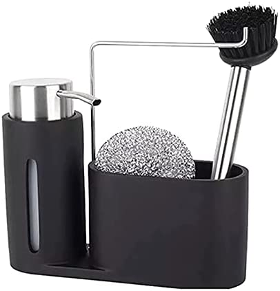 Sink Cleaning Kit Virginia Beach Mall Kitchen with Limited Special Price Soap and Steel Ball Dispenser Bru