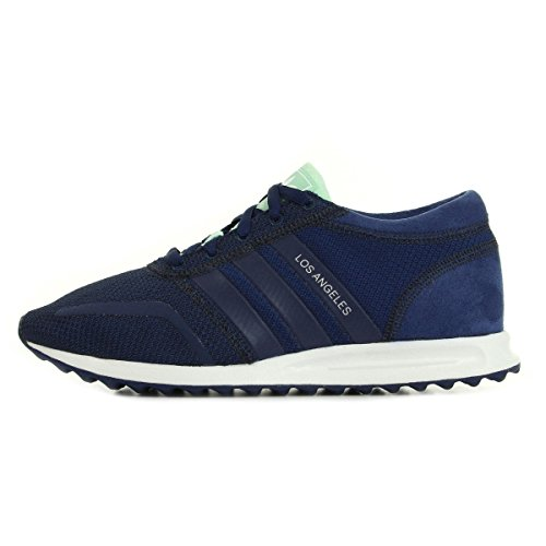 adidas Originals Damen Los Angeles Sneaker, Blau (Night Sky/Night Sky/Frozen Green F15), 38 2/3 EU