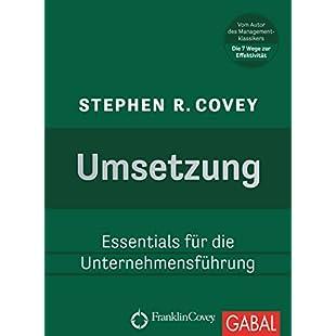 Umsetzung Essentials für die Unternehmensführung (Dein Business) (German Edition)