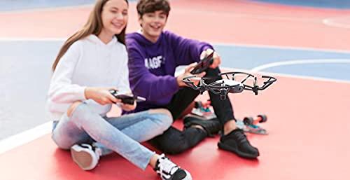 DJI Ryze Tello - Mini-Drohne ideal für kurze Videos mit EZ-Shots, VR-Brillen und Gamecontrollern kompatibilität, 720p HD-Übertragung und 100 Meter Reichweite