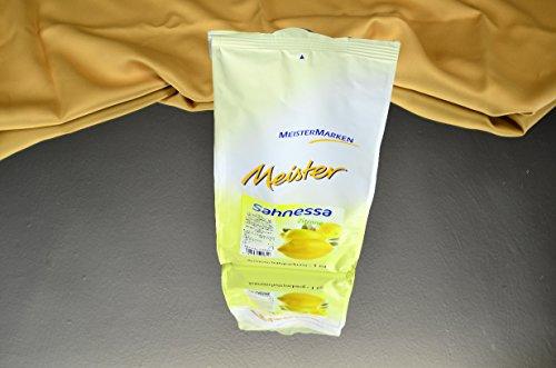 Sahnestand Zitrone 1kg