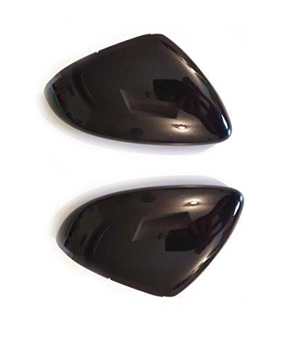 Set Spiegelgehäuse Set rechts/links schwarz lackiert für Golf 7 Touran Sportsvan