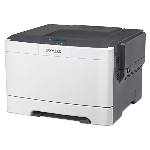 Lexmark CS317DN Colour 2400 x 600DPI A4 - Laser/LED Stampante (2400 x 600 DPI, 60000 pages per month, Laser, 500 - 5000 pages per month, 3000 pages, 23 ppm)
