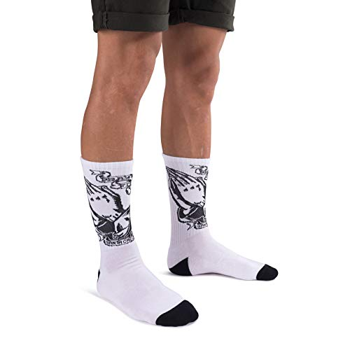 Santa Cruz Herren Socken Praying Hand Socks