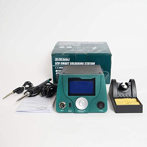 SISHUINIANHUA SS-259H LCD Digitale intelligente Temperaturregelung Lötstation antistatische konstante Temperatur Bügeleisen