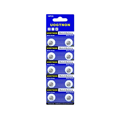 321 SR616SW Watch Battery 1.5V Button Cell (10-Pack)
