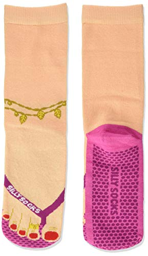 Tobar Unisex Mütze, Schal und Handschuh-Set Flip Flop Socken, Mehrfarbig (Indigo 001), 9.5 Einheitsgröße