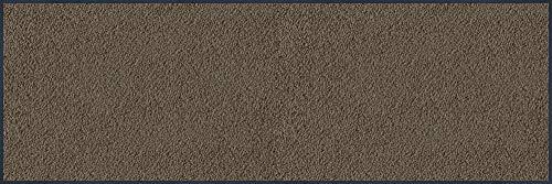 Wash+Dry Fußmatte Taupe 60x180 cm