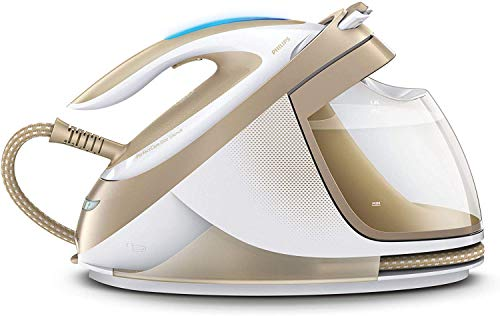 Philips GC9642/60PerfectCare Elite Silence - Estación de planchado a vapor,...