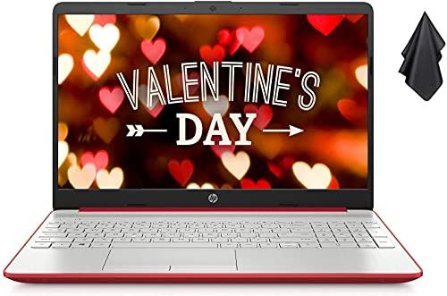 2021 Newest HP Pavilion 15.6' HD Laptop, Intel Quad-core...