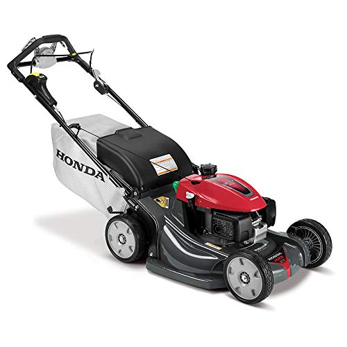 Honda HRX217HYA 21″ Hydro Self-Propelled Gas Lawn Mower Review