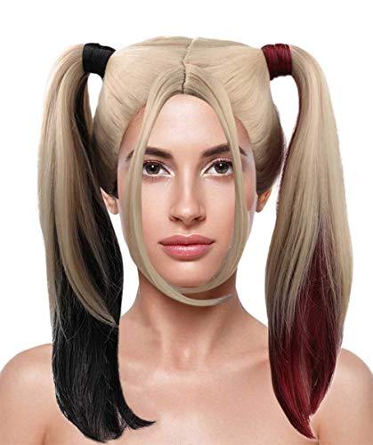 41+AXLxrVUL Harley Quinn Arkham Costumes