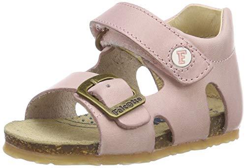 Falcotto Jungen Mädchen Bea Sandalen, Pink (Rosa 0m02), 19 EU