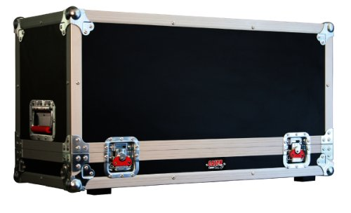 Gator Cases G-TOUR Series ATA Style Road Case for Electric Guitar Amp Head with...