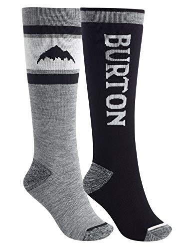 Burton Damen Snowboard Socken Weekend Midweight, True Black, SM, 14925104001