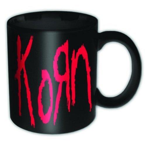 Korn - Logo - Boxed Mug - Tasse im Geschenkkarton