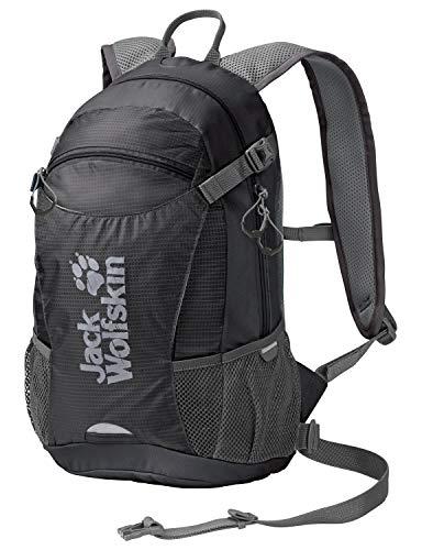 Jack Wolfskin Velocity 12 Rucksack, Ebony, ONE Size