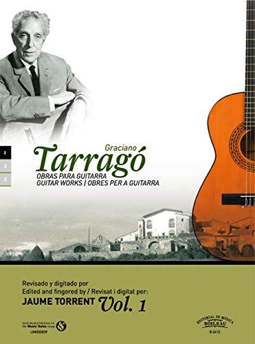 Obras para guitarra, Vol. 1
