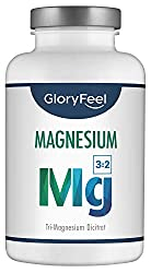 Premium magnesium citrate - comparison winner 2020 * - 2400mg high-dose magnesium citrate per daily dose - 200 vegan magnesium capsules - laboratory tested without additives made in Germany